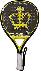 pala de padel Black Crown Boa 2015: Amazon.es: Deportes y aire libre