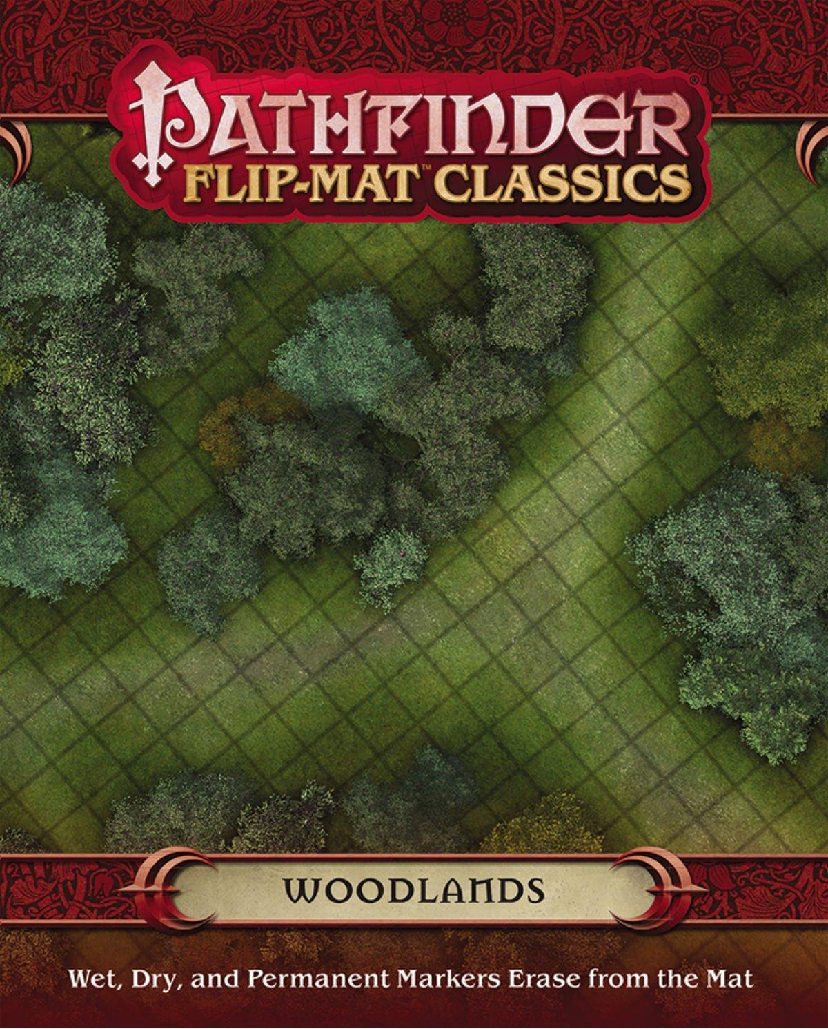 Download Pathfinder Flip-Mat Classics: Woodlands pdf epub