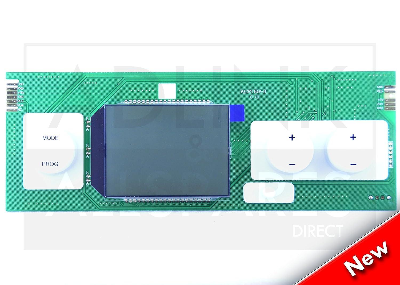 GLOW WORM ULTRACOM 12 15 18 24 30 38 HXI DISPLAY BOARD PCB ...