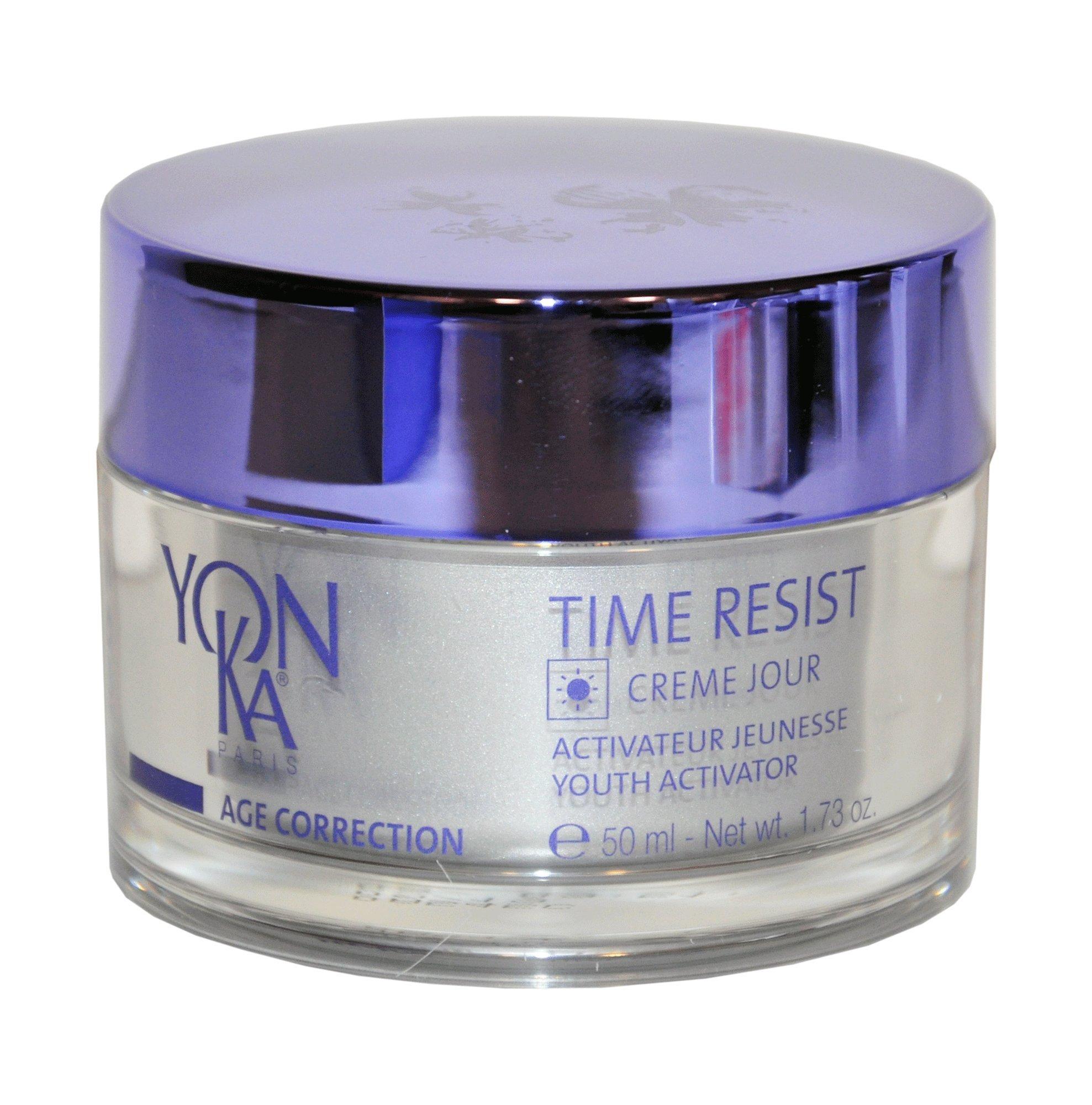 YONKA TIME RESIST CREME CREAM JOUR 1.75 oz. - BRAND NEW