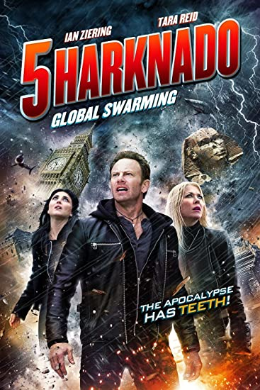 Image result for sharknado 5 poster