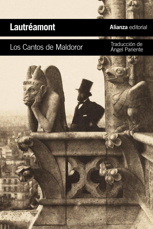 Los Cantos de Maldoror El libro de bolsillo - Literatura: Amazon.es: Lautréamont, Conde de, Pariente, Ángel: Libros