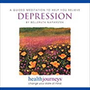 A Guided Meditation to Help Relieve Depression- Guided Imagery to Reduce Negative Thinking, Self-Criticism, Discouragement,