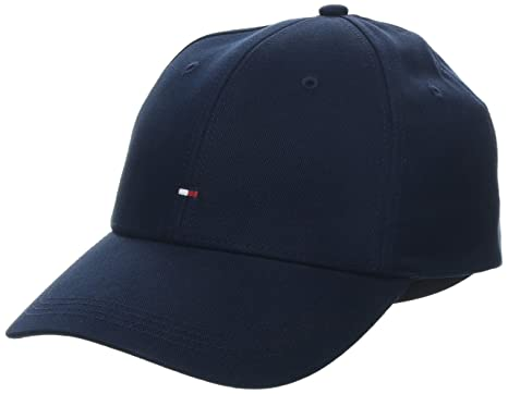 a8aa008879e818 Tommy Hilfiger Men's CLASSIC BB CAP Baseball, Midnight Blue, One Size