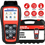Autel MaxiTPMS TS508 2020 Newest TPMS Relearn Tool, Upgraded of TS501/TS408/TS401, Program MX-Sersors (315/433MHz…
