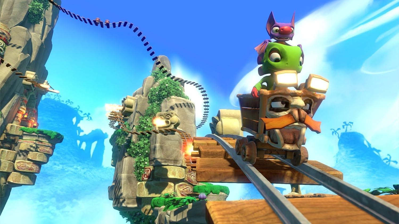 Yooka Laylee Playstation 4 Video Games Ps4yooka Reg 2
