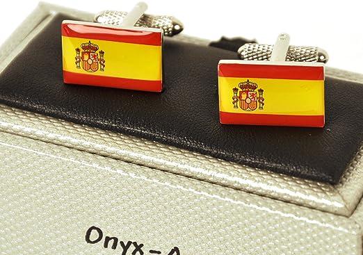 Gemelos - España - bandera española: Amazon.es: Hogar