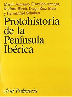 Prehistoria de la peninsula iberica: Amazon.es: Barandiaran, Ignacio, Marti, Bernat, Del Rincon, Mª A., Maya, Jose Luis: Libros