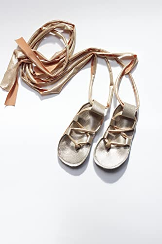 aba7a8c40d7 Image Unavailable. Image not available for. Color  baby gladiator sandals