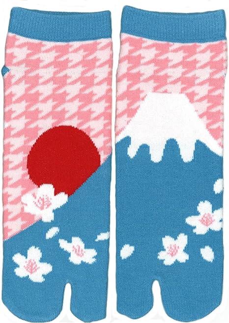 Amazon.com: shinobiya Original Ninja Tabi calcetines: Japón ...