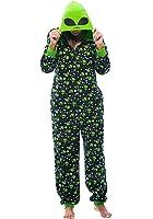 Just Love Alien Adult Onesie/Pajamas