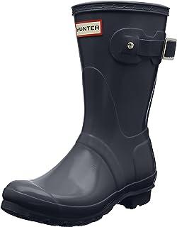 19d72819d7e Hunter Women s Original Short Gloss Snow Boot