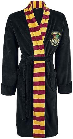Harry Potter Bathrobe Hogwarts  Amazon.co.uk  Clothing 99e07bd1e