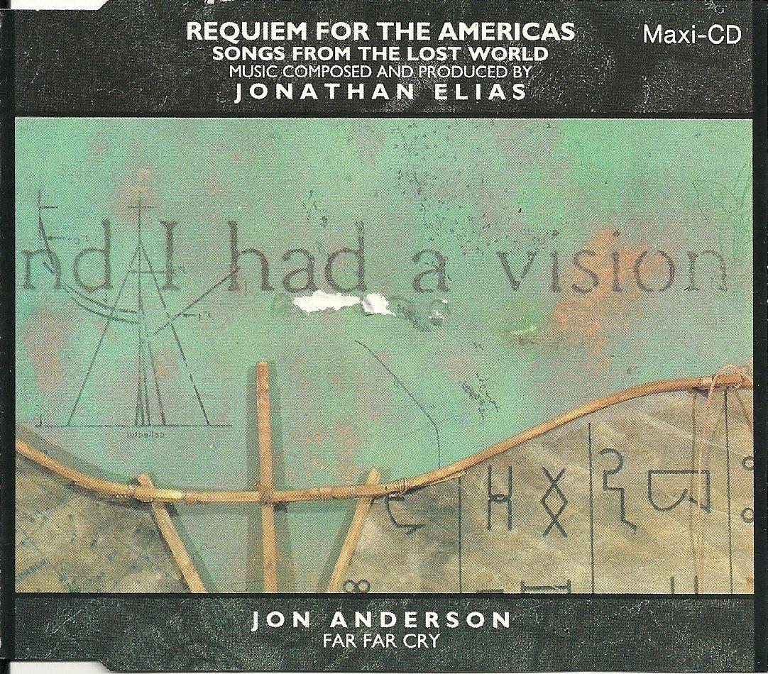Jon Anderson Far Far Cry Jon Anderson Yes Singer Amazon Com Music