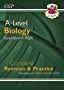 New A-Level Biology for 2018: AQA Year 1 & 2 Complete Revision & Practice (CGP A-Level Biology)