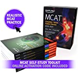 MCAT Self-Study Toolkit 2020-2021: Complete 7-Book Subject Review + 6 Practice Tests (3 tests require activation code…