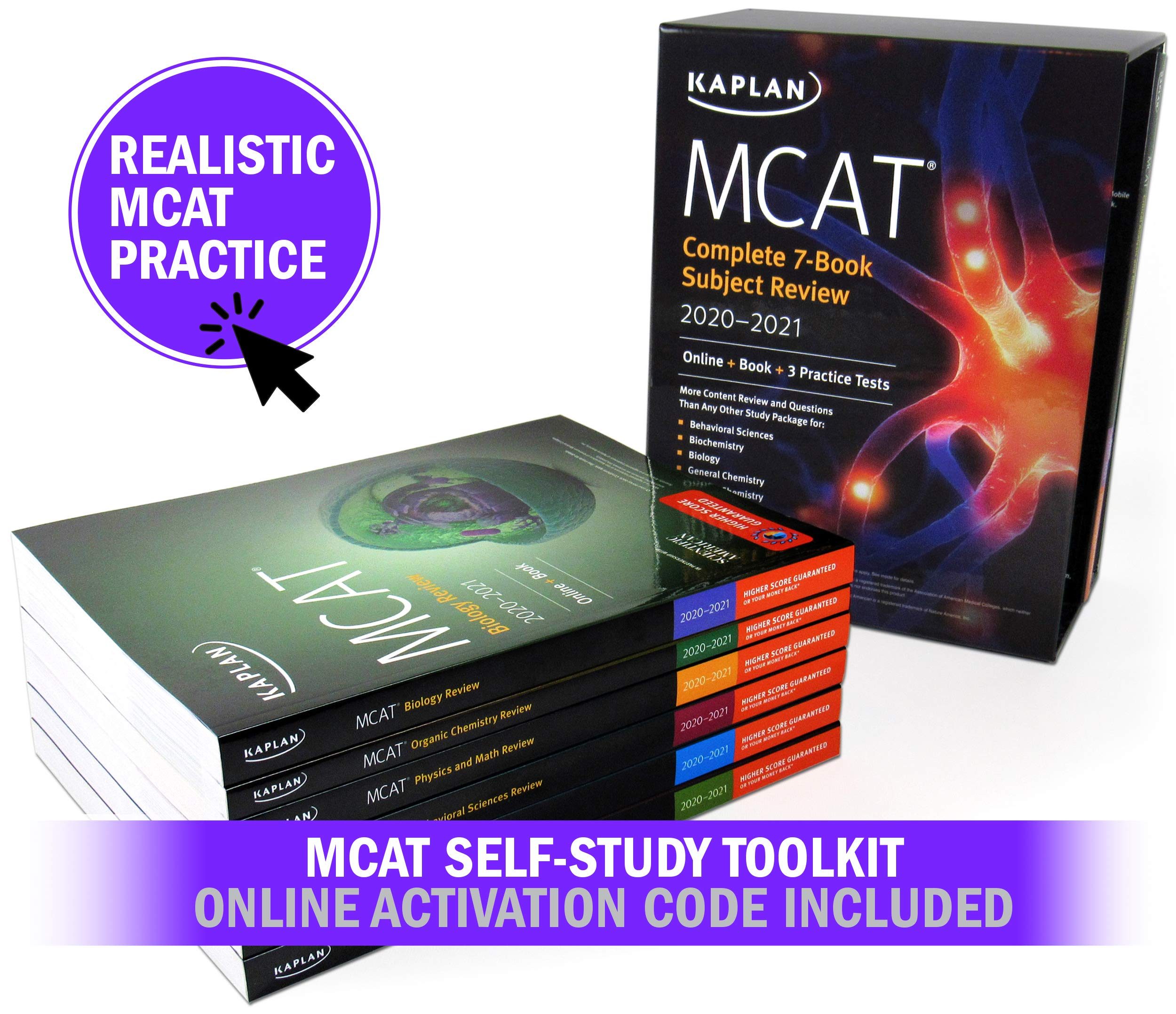 Best Code Editor 2021 MCAT Self Study Toolkit 2020 2021: Complete 7 Book Subject Review