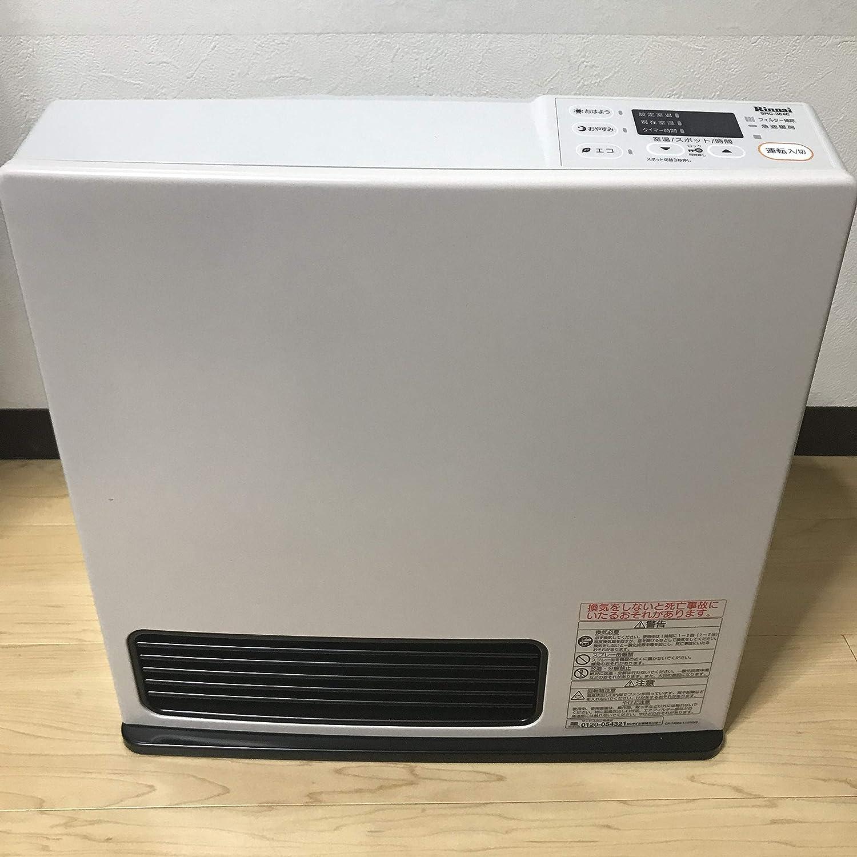 Rinnai SRC-364E-LP パステルローズ [ガスファンヒーター (プロパンガス用/木造11畳コンクリ15畳まで)]   B01LMR1Q9I
