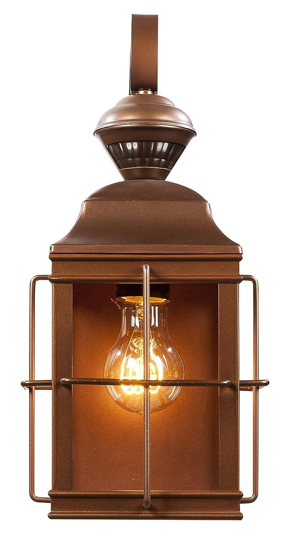 Heath/Zenith HZ-4144-AZ Heath Zenith New England Motion Security Light, Antique Bronze