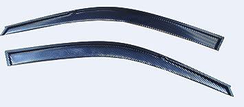 for 92 93 94 95 Honda Civic 4Door Sun Window Visor Rain Guard Vent ABS 4Pcs Set