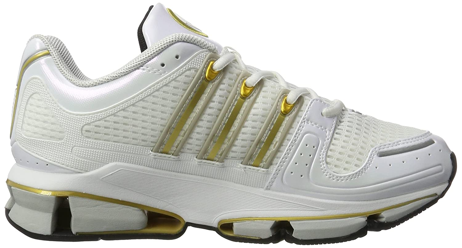 newest 191a8 30e18 adidas A3 Twinstrike, Sneakers Basses Homme, Multicolore (Footwear  WhiteGold MetallicMatte Silver), 41 13 EU Amazon.fr Chaussures et Sacs