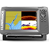 Lowrance HOOK2 7 - 7-inch Fish Finder with SplitShot Transducer and US Inland Lake Maps Installed …
