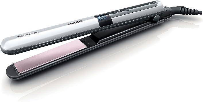 Philips HP8361/00 - Plancha de pelo ProCare Keratin con ...