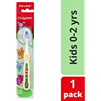 Colgate My First Toothbrush, Ages 0-2, Extra Soft