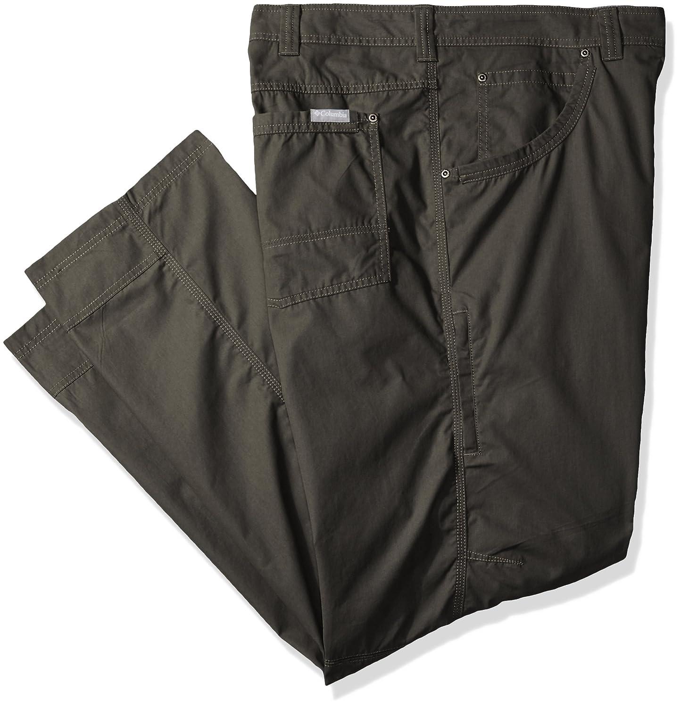 Columbia Mens Big and Tall Chatfield Range Big /& Tall 5 Pocket Pant