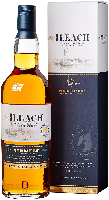 The Ileach Islay Single Malt Scotch Whisky (1 x 0.7 l) in ...