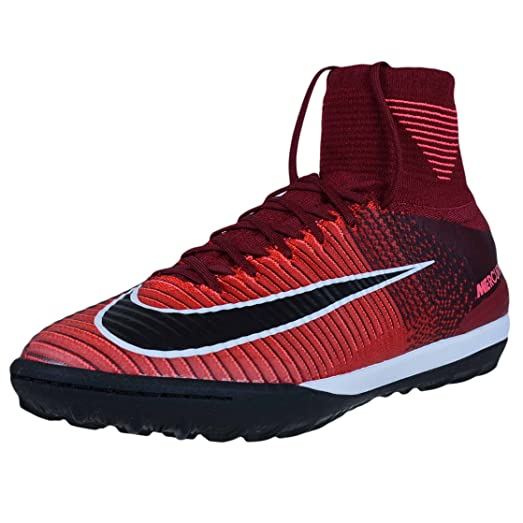 Nike MercurialX Proximo II DF Turf Shoes Team Red (8.5)