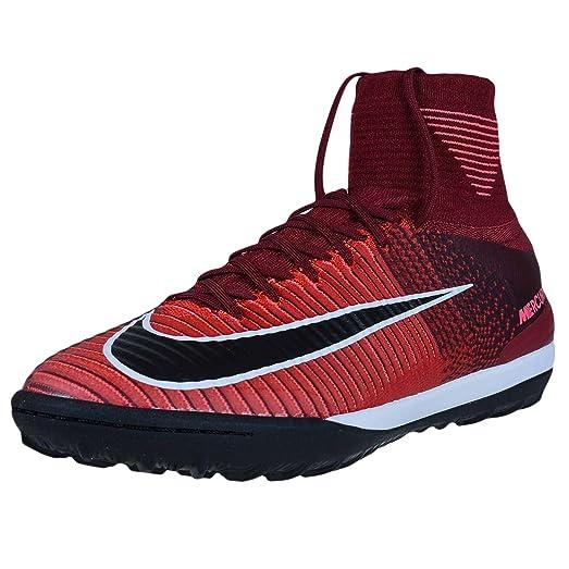 Nike MercurialX Proximo II DF Turf Shoes Team Red (8.5)