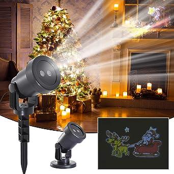 Proyector LED Iluminación de Navidad interior exterior diseño ...