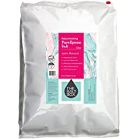 The Salt Box 100% Natural Pure Epsom Salt Bath Soak 10kg Bulk Magnesium Supplement – Australian Owned