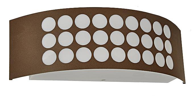 interfan Applique mural, marron: : Luminaires et