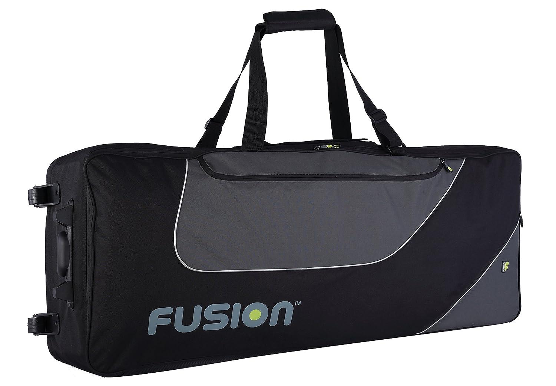 Fusion 76-88 keys F3-27 K 14 B Fusion Keyboard 14 Gig Bag With Wheels
