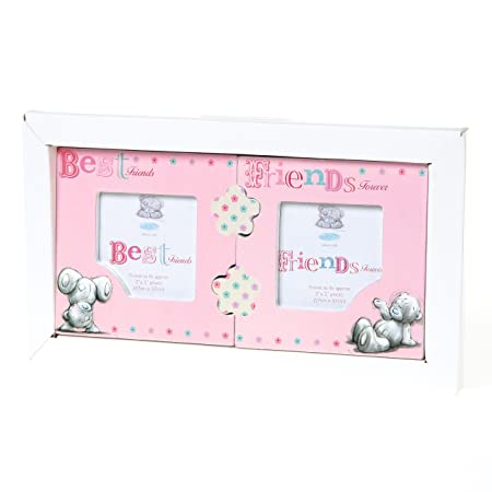 Me to You Tatty Teddy 2-Part Friends Forever Photo Frame: Amazon.co ...