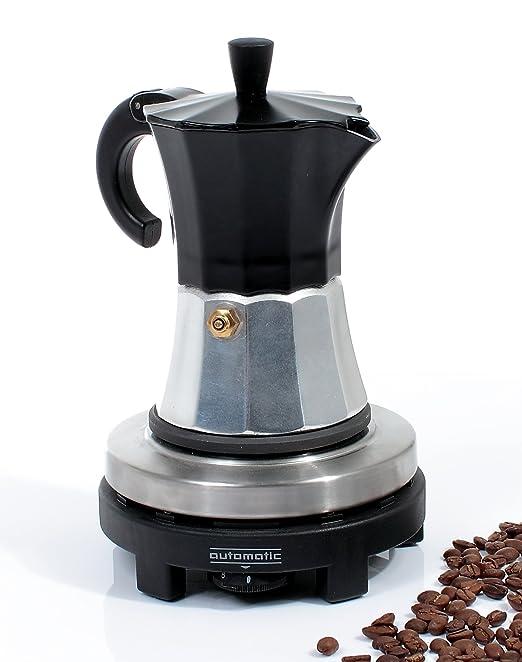 Rommelsbacher Espresso-Set RK 501/K - Cafetera italiana eléctrica ...
