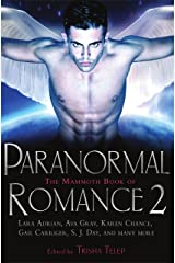 The Mammoth Book of Paranormal Romance 2 Kindle Edition