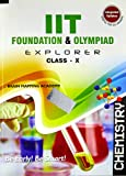 IIT Foundation & Olympaid Explorer Chemistry - Class 10