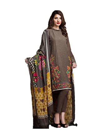842a1e62d8f Madeesh Pakistani Suit for Women, Girls, unstitched salwar suits ...