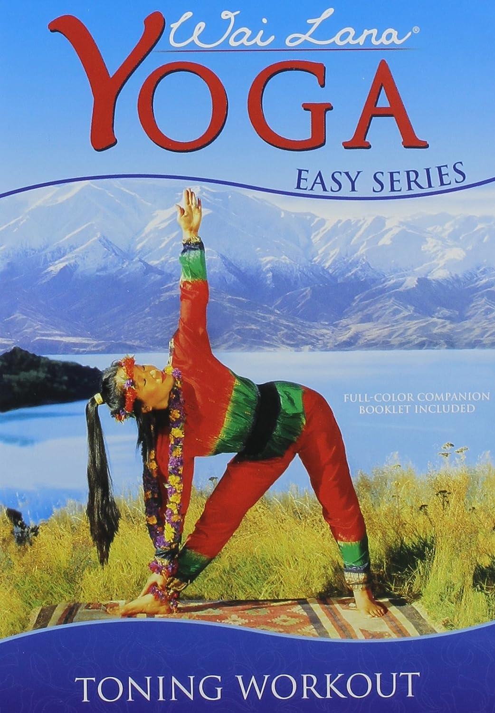 Amazon.com: Wai Lana Yoga: Easy Toning Workout: Wai Lana ...