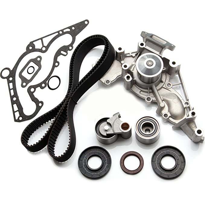 Amazon Com Timing Belt Kit With Water Pump Eccpp Tbk298wpt For