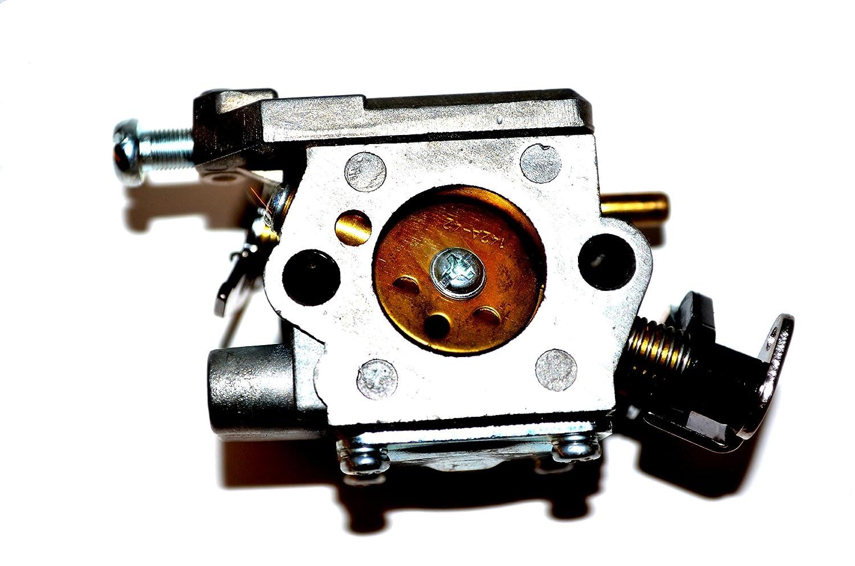 Carburetor For Homelite 35cc 38cc And 42cc Chainsaw Genuine Oem Mtd Troybilt 7531225 X3 Garden Outdoor