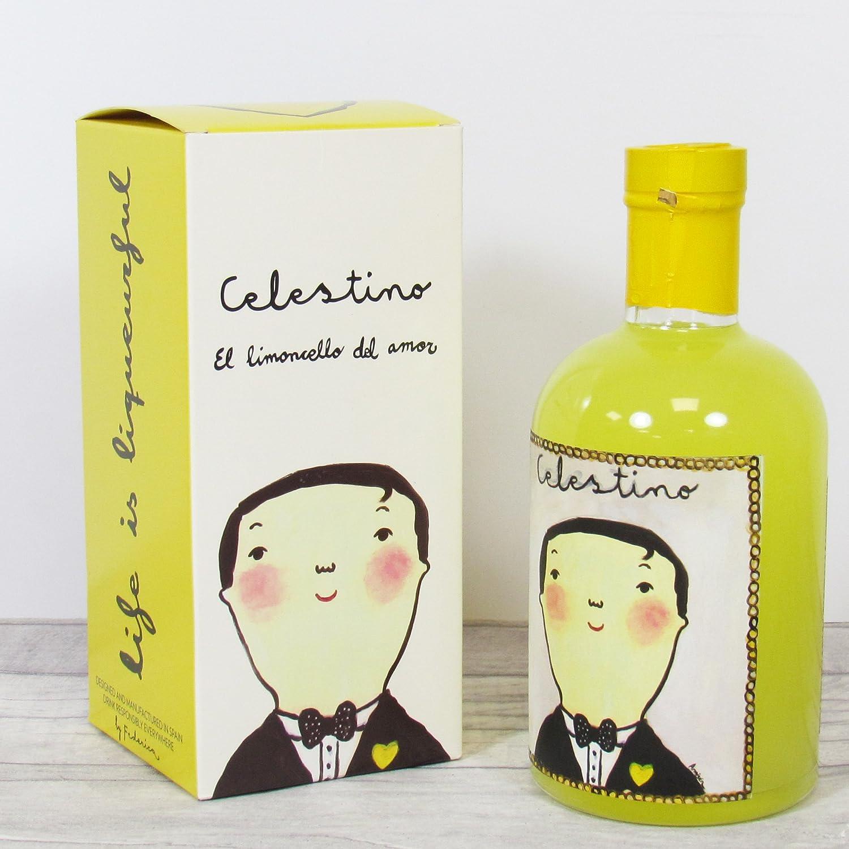 Celestinos - Licor de limón Celestino El Arancello de Valencia ...