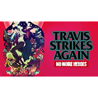 Travis Strikes Again: No More Heroes - Nintendo Switch [Digital Code]