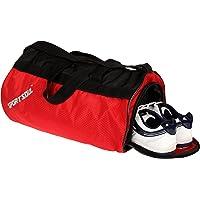 SportSoul Gym Bag with Shoe Pocket