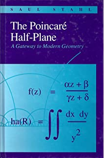 A gateway to modern geometry the poincare half plane saul stahl poincare half plane jones and bartlett a gateway to modern geometry fandeluxe Gallery
