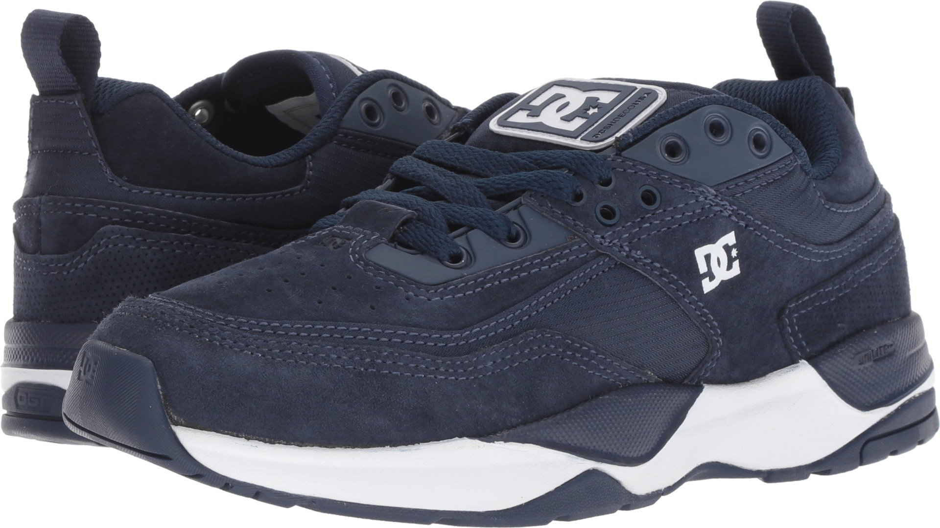 DC Women's E.Tribeka Shoes 11B Navy