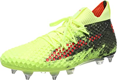 PUMA Future 18.1 Netfit MX SG, Chaussures de Football Homme